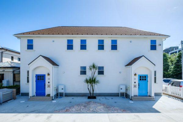 外観 デザイン 賃貸併用住宅 画像