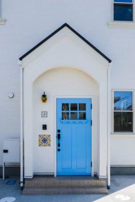 玄関 玄関ドア 外観 画像