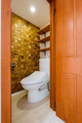La storia インテリア トイレ 画像