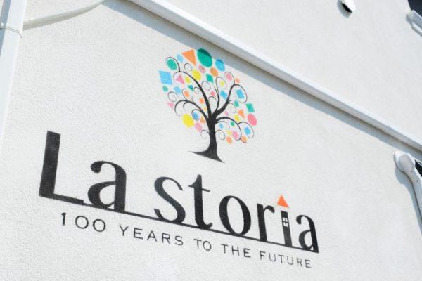ストーリアのロゴの画像