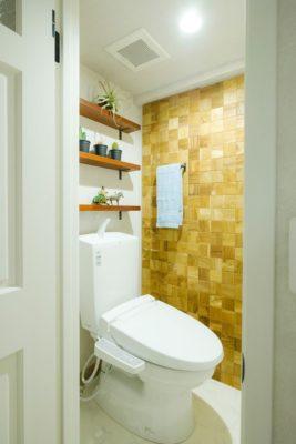 トイレ内の画像