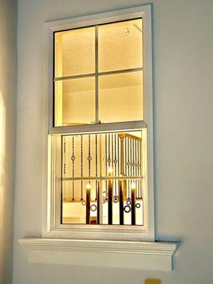 一階の窓の写真